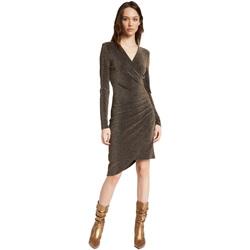 Abbigliamento Donna Abiti corti Gaudi 021FD14003 Oro