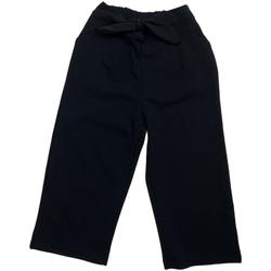 Abbigliamento Bambina Chino Losan 026-6793AL Nero
