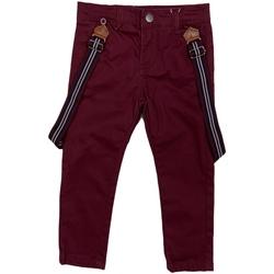 Abbigliamento Unisex bambino Chino Losan 025-9790AL Rosso