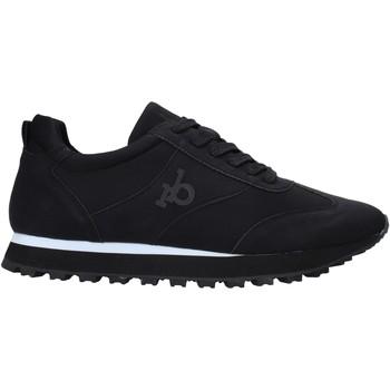 Scarpe Uomo Sneakers basse Rocco Barocco RB-HUGO-1701 Nero