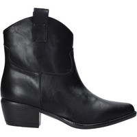 Scarpe Donna Stivaletti Grace Shoes 544004 Nero