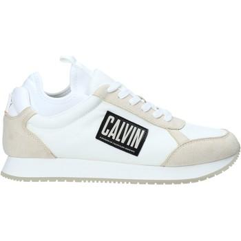 Scarpe Uomo Sneakers basse Calvin Klein Jeans B4S0715 Bianco
