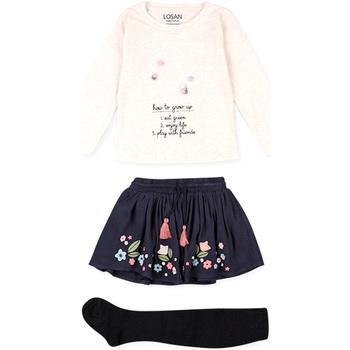 Abbigliamento Unisex bambino Completo Losan 026-8016AL Beige