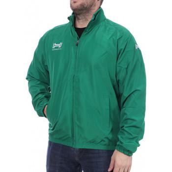 Abbigliamento Uomo Giubbotti Hungaria H-15TMUXU000 Verde