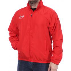 Abbigliamento Uomo Giubbotti Hungaria H-15TMUXU000 Rosso