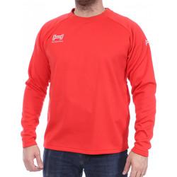 Abbigliamento Uomo Felpe Hungaria H-15TMUXE000 Rosso