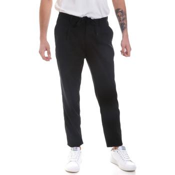 Abbigliamento Uomo Chino Antony Morato MMTR00546 FA600181 Nero