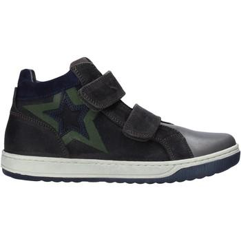 Scarpe Unisex bambino Sneakers alte Naturino 2501839 02 Grigio