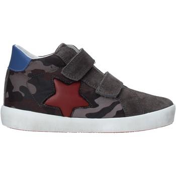 Scarpe Unisex bambino Sneakers basse Naturino 2015367 14 Grigio