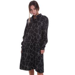 Abbigliamento Donna Abiti corti Calvin Klein Jeans K20K202227 Nero
