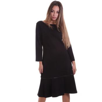 Abbigliamento Donna Abiti corti Calvin Klein Jeans K20K202271 Nero