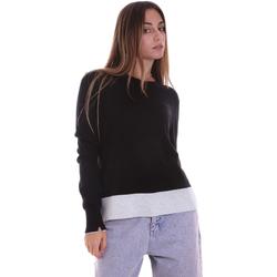 Abbigliamento Donna Maglioni Calvin Klein Jeans K20K202032 Nero