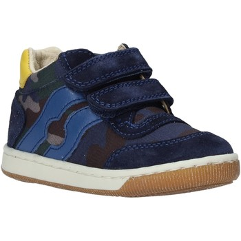 Scarpe Bambino Sneakers alte Falcotto 2015271 02 Blu