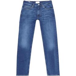 Abbigliamento Uomo Jeans dritti Calvin Klein Jeans K10K105463 Blu