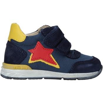 Scarpe Unisex bambino Sneakers Falcotto 2015450 02 Blu