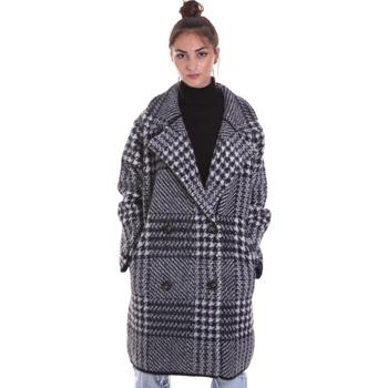 Abbigliamento Donna Cappotti Gaudi 021FD33001 Nero
