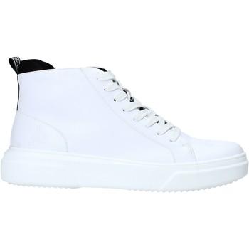 Scarpe Uomo Sneakers alte Rocco Barocco RB-HOWIE-1401 Bianco