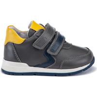Scarpe Unisex bambino Sneakers basse Lumberjack SB65111 004 B01 Grigio