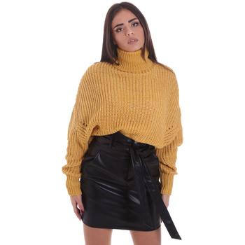 Abbigliamento Donna Maglioni Gaudi 021BD53013 Giallo