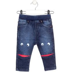 Abbigliamento Unisex bambino Jeans slim Losan 027-6010AL Blu