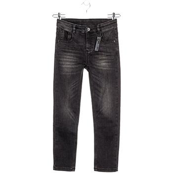 Abbigliamento Unisex bambino Jeans slim Losan 023-9000AL Nero