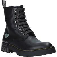 Scarpe Donna Stivaletti Bueno Shoes 20WR4201 Nero