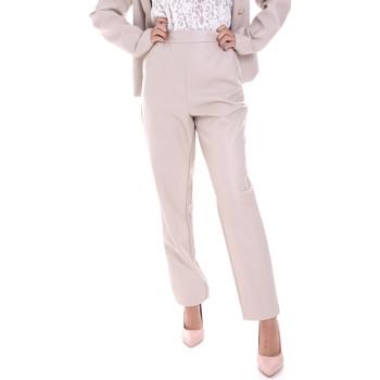 Abbigliamento Donna Chino Fracomina F120W10062E00701 Beige