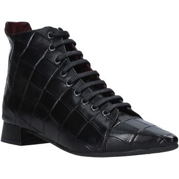 Scarpe Donna Stivaletti Bueno Shoes 20WR3002 Nero