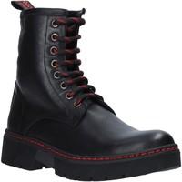 Scarpe Donna Stivaletti Bueno Shoes 20WR4901 Nero