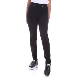 Abbigliamento Donna Leggings Key Up 5LG03 0001 Nero