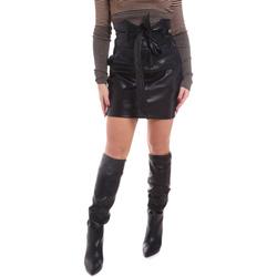 Abbigliamento Donna Gonne Gaudi 021FD78001 Nero