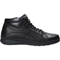 Scarpe Uomo Sneakers alte Lumberjack SM67604 001 B01 Nero