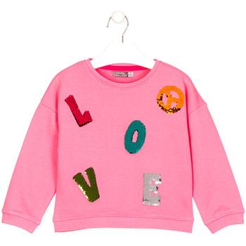 Abbigliamento Unisex bambino T-shirt maniche corte Losan 026-6021AL Rosa