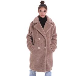 Abbigliamento Donna Cappotti Gaudi 021FD39007 Beige