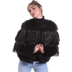 Abbigliamento Donna Giacche Gaudi 021FD39009 Nero
