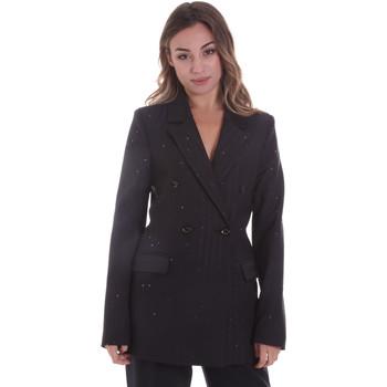 Abbigliamento Donna Giacche / Blazer Gaudi 021FD35022 Nero