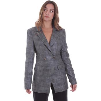 Abbigliamento Donna Giacche / Blazer Gaudi 021FD35023 Grigio