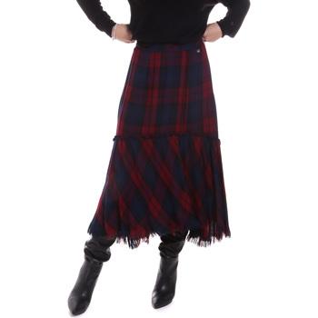 Abbigliamento Donna Gonne Gaudi 021BD75006 Blu