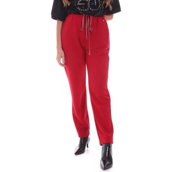 Abbigliamento Donna Pantaloni Gaudi 021BD25026 Rosso