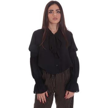 Abbigliamento Donna Top / Blusa Gaudi 021BD45025 Nero