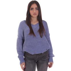 Abbigliamento Donna Maglioni Gaudi 021BD53014 Blu