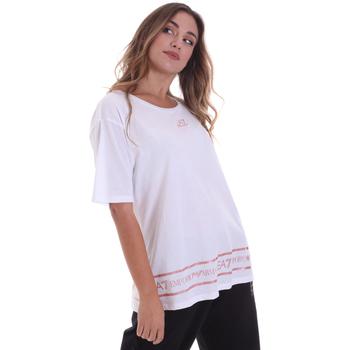 Abbigliamento Donna T-shirt maniche corte Ea7 Emporio Armani 6HTT32 TJ52Z Bianco