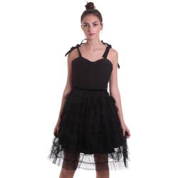 Abbigliamento Donna Abiti corti Fracomina F120W14019W01201 Nero