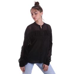 Abbigliamento Donna Camicie Fracomina F120W15014W00401 Nero