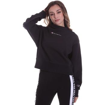 Abbigliamento Donna Felpe Champion 113189 Nero