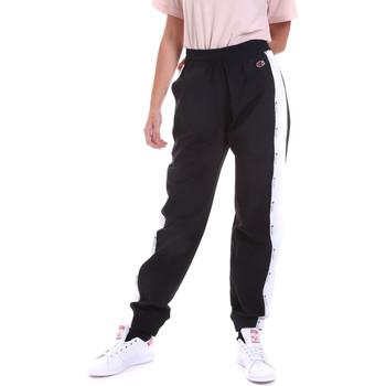 Abbigliamento Donna Pantaloni da tuta Champion 113454 Nero