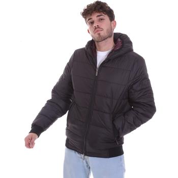 Abbigliamento Uomo Piumini Gaudi 021GU35007 Nero