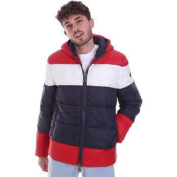 Abbigliamento Uomo Piumini Gaudi 021GU35013 Rosso