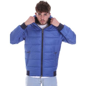 Abbigliamento Uomo Piumini Gaudi 021GU35007 Blu