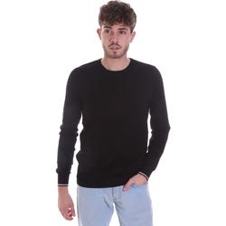 Abbigliamento Uomo Maglioni Gaudi 021GU53001 Nero